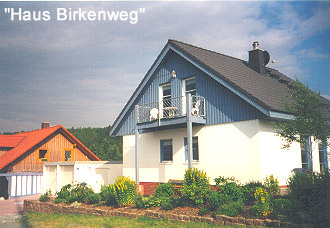 ferienhaus haus birkenweg in hallenberg somplar sauerland deutschland. Black Bedroom Furniture Sets. Home Design Ideas